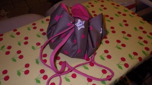 Un sac pour la piscine