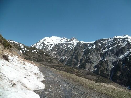 Junior : vallon de Pincèla (Bagergue) - Aran / Esp