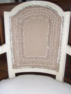 Exemples de réalisations réfection de sièges