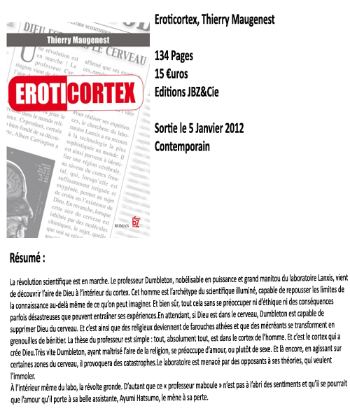 Eroticortex, Thierry Maugenest
