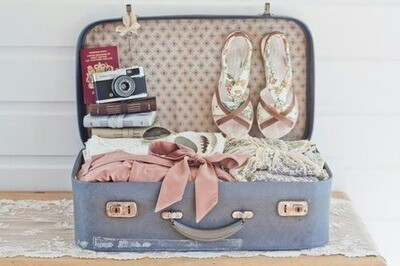 Vacances: qu'est-ce que j'emmène ?
