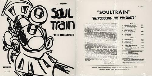 SOUL TRAIN STORY