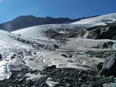 Glacier d'Arnès