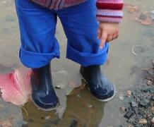 Les pieds :