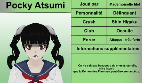 Pocky Atsumi