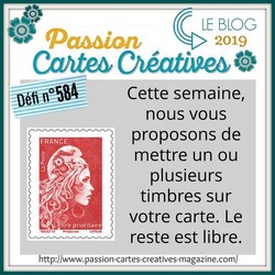 Passion Cartes Créatives#584 !
