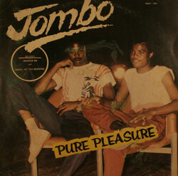 Jombo - Pure Pleasure - Complete LP