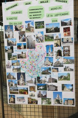 Florilège de photos à Mereuil en ce Dimanche 16 Septembre
