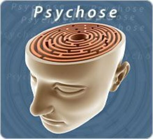 Le mot Psychoter