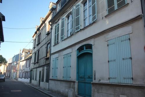 rue des buttes