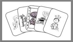 les règles de l'école : travail et jeux autour de ces règles