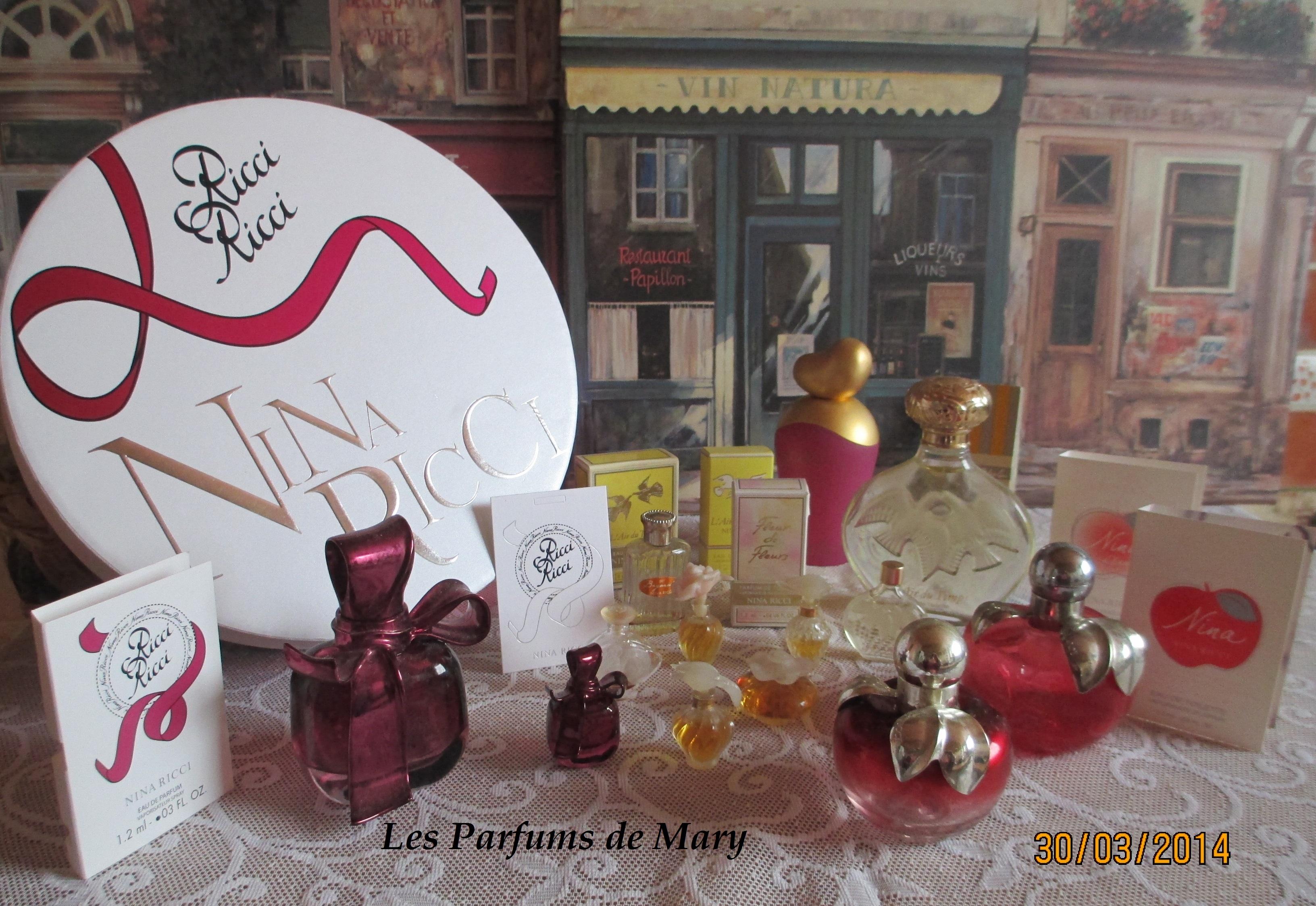Ricci De Hy29ewedi Les Mary Parfums Nina Beaux ikXuZP