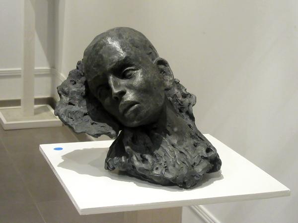 Rachel Launay Painchaud expose à la galerie d'Art et d'Or de Châtillon sur Seine...