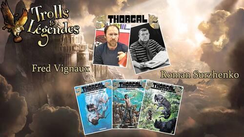 #Trolls&Légendes2019 : Qui sera présent dans la catégorie BD ?  @TrollsLegendes