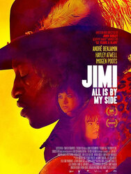 Affiche JIMI All Is By My Side