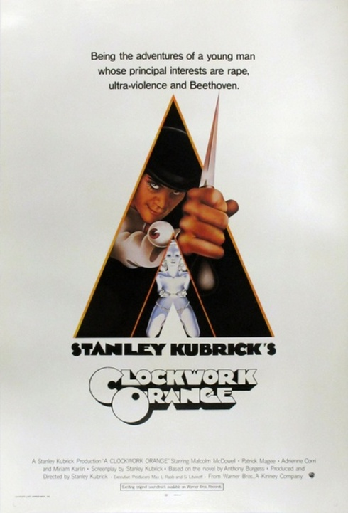 CLOCKWORK ORANGE BOX OFFICE USA 1971