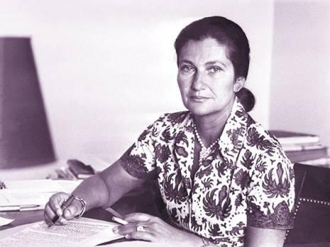 Hommage d'un ancien prisonnier politique FLN à Madame Simone Veil
