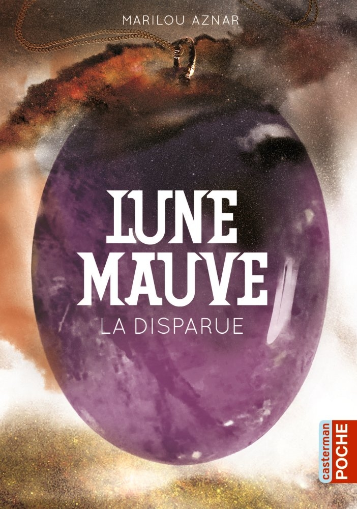 Lune mauve de Marilou Aznar