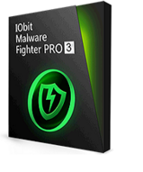 Iobit Malware Fighter 3 Pro - Licence 6 mois gratuits