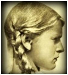 Magda Goebbels... Une enfance entre amour et haine.