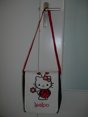 Besace hello Kitty