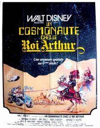 BOX OFFICE FRANCE 1981 UN COSMONAUTE CHEZ LE ROI ARTHUR