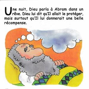 La promesse d'un fils à Abraham
