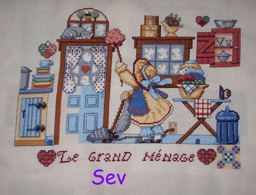 """SAL """"Grand menage"""" (36)"""