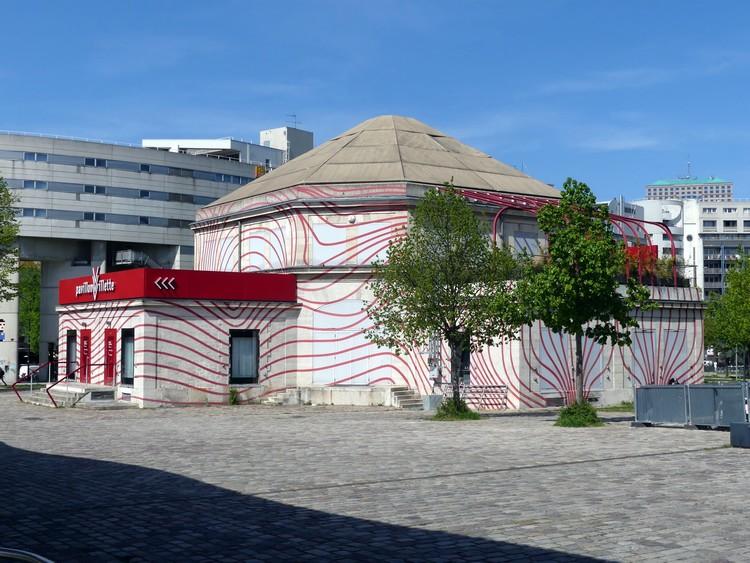 Pavillon de la Villette