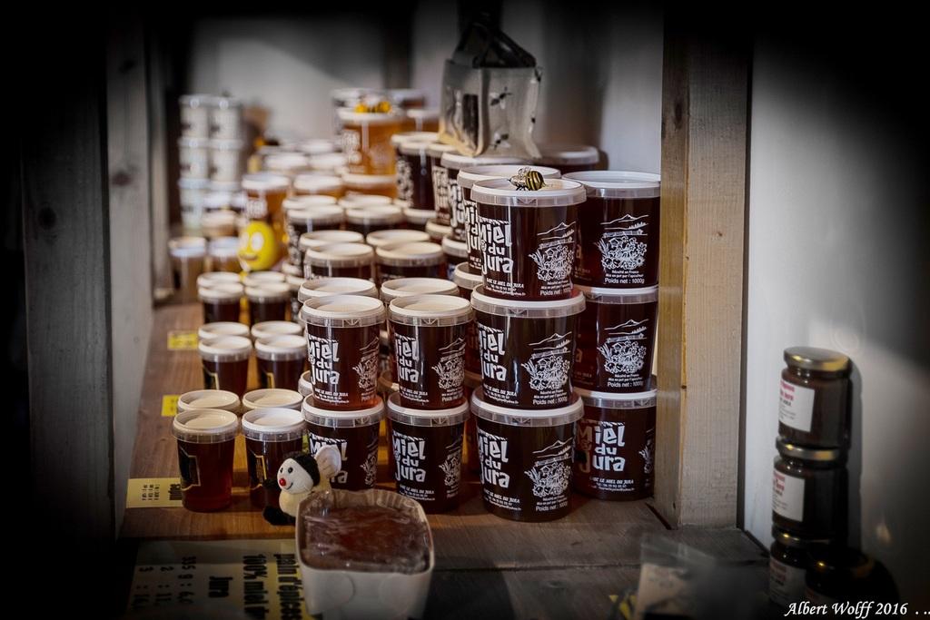 Un peu de miel
