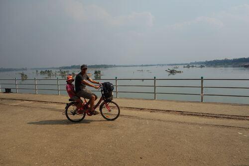 10 au 14 février - Sud Laos : Les 4000 îles