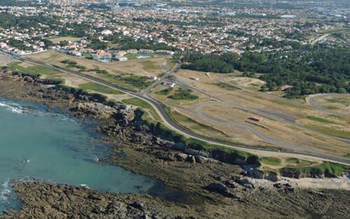 Un projet de renaturation du littoral au Château d'Olonne