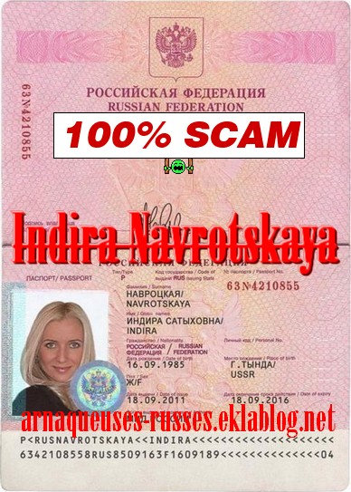 RUSSIAN SCAMMER-9