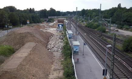 Neue Bahn-Stadt Opladen 2