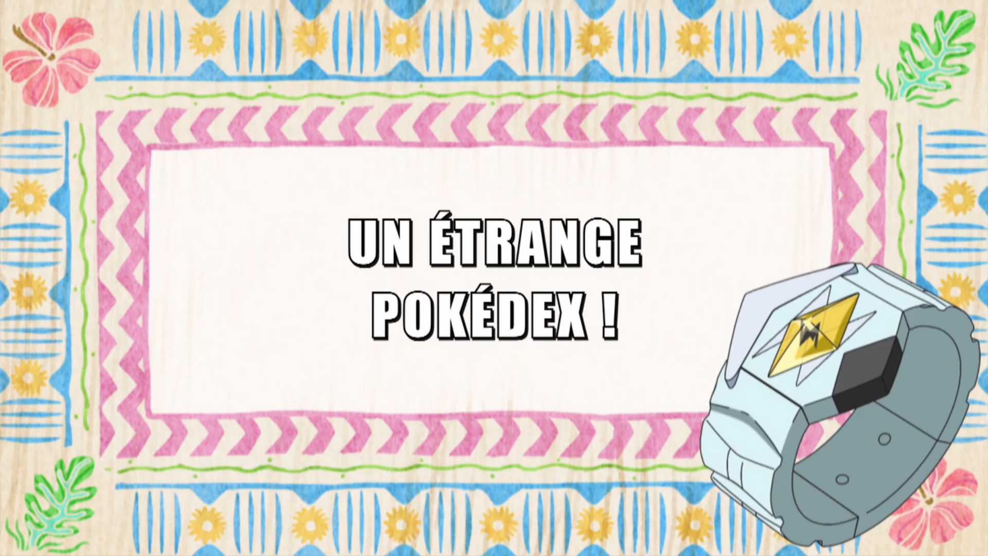 Pokémon - 20x03 - Un étrange Pokédex !