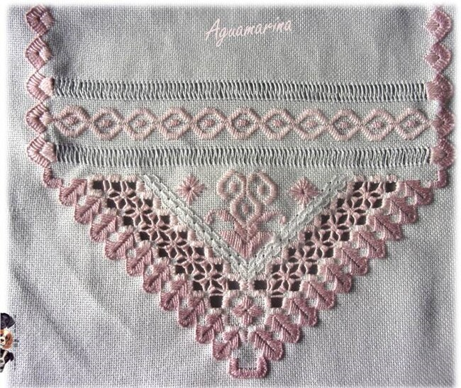 "Aguamarina : la petite soeur en ""rose"""