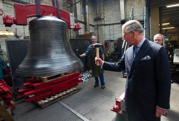 La cloche de Charles