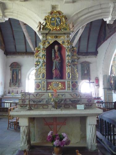 Chapelle St Tugen de Primelin (29)