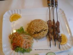 Restaurant Tarim 塔里木 : quand les Chinois sont des Turcs