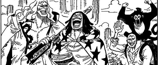One Piece Chapitre 837 en Version Française