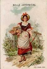 Oh, la belle jardinière !