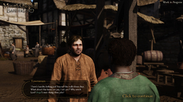NEWS  : Mount and Blade II : Bannerlord, Caméra & conversations*
