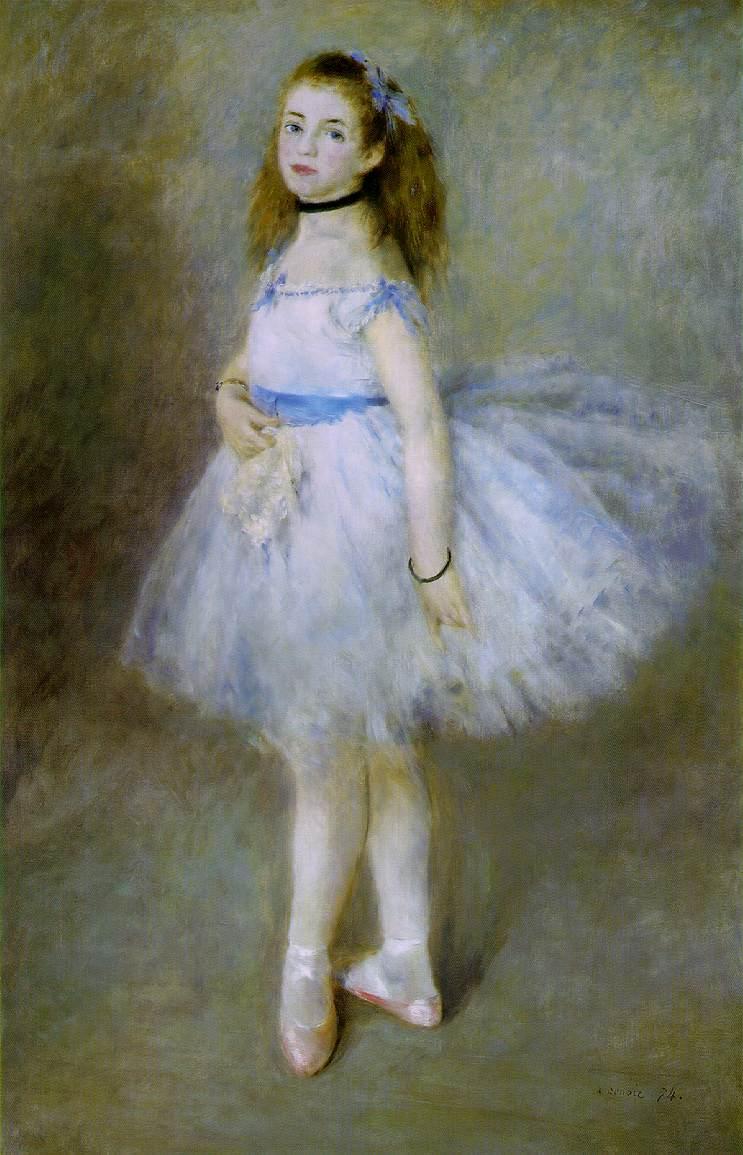 Pierre-Auguste Renoir, Danseuse.jpg