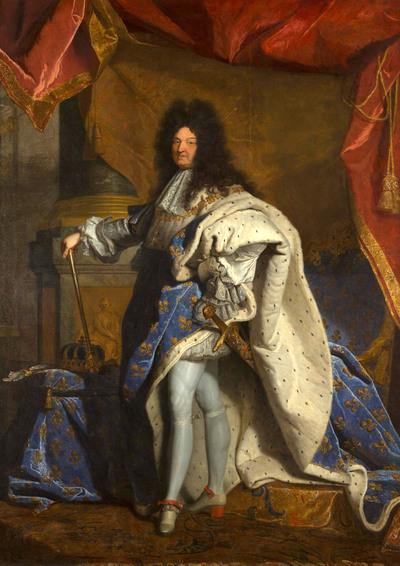 Bientôt une nouvelle exposition au château de Versailles...
