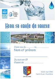 Classe eau 2015-2016