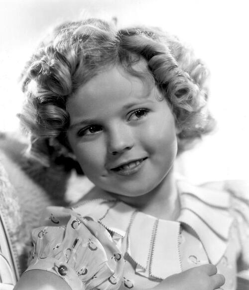 hommagne à shirley temple