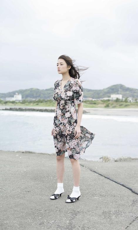 WEB Gravure : ( [Digital shupure photo collection] - Moemi Katayama : 覚醒/Awakening )