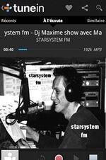 Starsystem fm Trip Hop & Radio Libre