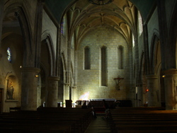 Nef église Saint-Esprit - Bayonne