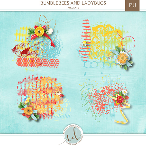 Bumblebees And Ladybugs - Release April 15th 2019 id_bum18.jpg